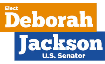 Deborah Jackson for U.S. Senate